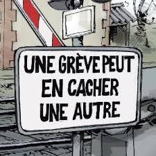greve des trains